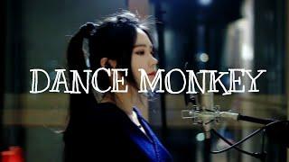 J.Fla - Dance Monkey (Lyrics Video)