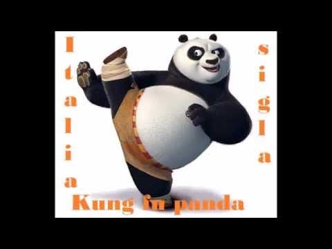 Kung fu panda le mitiche avventure sigla in italiano youtube