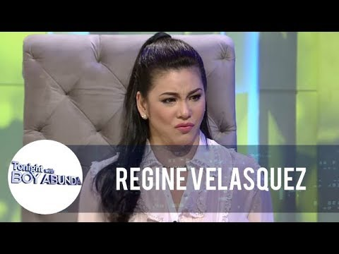 TWBA: Regine Velasquez is somehow intimidated by Tito Boy's English speaking skills thumbnail