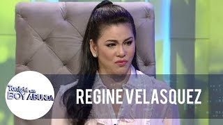 TWBA: Regine Velasquez is somehow intimidated by Tito Boy's English speaking skills