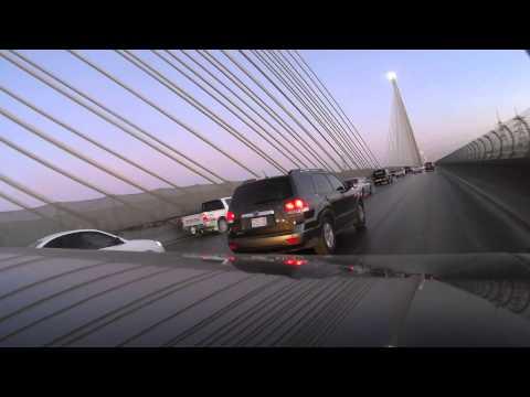 Hanging Suspension Bridge Wadi Laban Riyadh