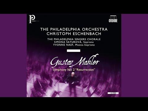 mahler symphony no 2