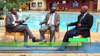 SPOTLIGHT Show with MCA Gudson Muchina and Julius Muchunu