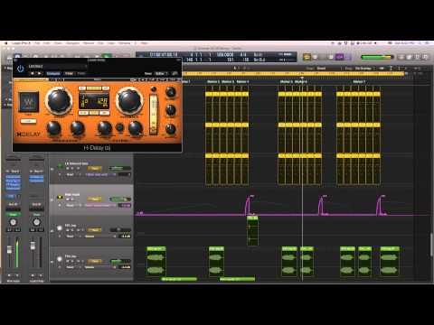 Calvin Harris - Summer - Full Remake  (almost) Logic Pro X
