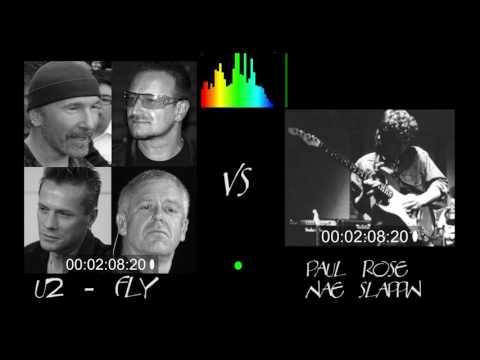 Millonaria demanda por plagio de un músico británico contra U2