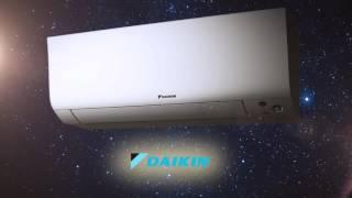 видео Сплит система Daikin FVXG25K/RXG25L