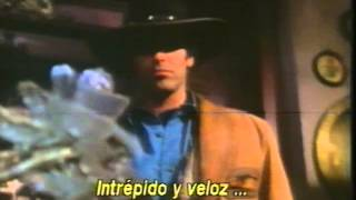 Brisco County Jr. (con Bruce Campbell) Trailer VHS de AVH