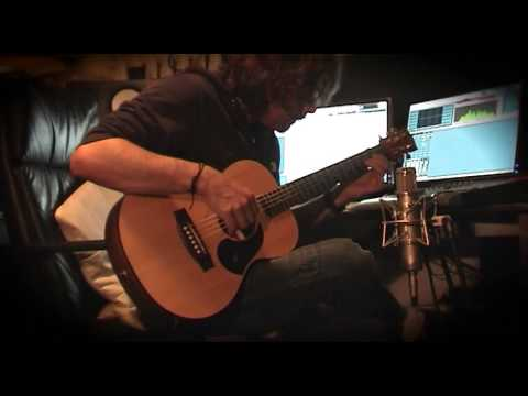 Antonia by Pat Metheny played on Maton Mini EMS6
