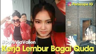 "Download Video Via Vallen ""Kerja Lembur Bagai Quda"" MP3 3GP MP4"