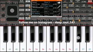 o-more-saiyaan-yeh-rishta-kya-kehelata-hai-mobile-piano-tutorial