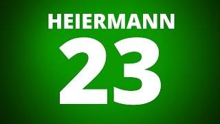 KPV Pelaajakortti - Harri Heiermann #23