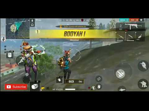 CLASSIC  VS SQUAD BOOYAH GAMEPLAY - GARENA BOSS SR - TOTAL GAMING