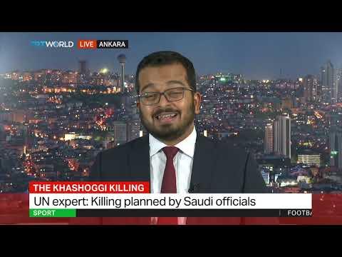 Khashoggi murder 'planned' by Saudi officials – UN