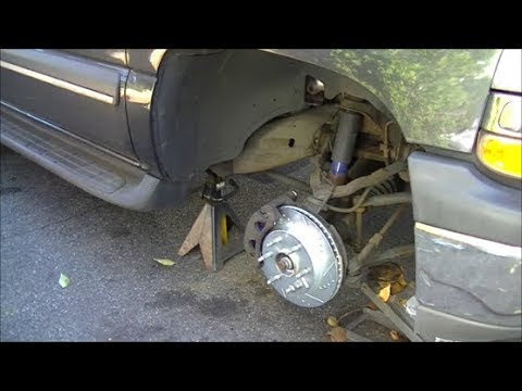 How to: Install Power Stop Z36 Truck and Tow Brake Kit