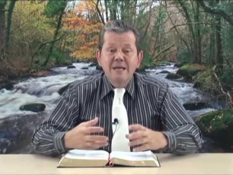 Pr Adail - Com que purificar� o jovem o seu caminho? Observando-o conforme a tua palavra.