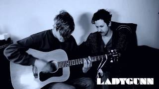"""LADYGUNN TV /  We Are Scientists / """"Dumb Luck"""""""