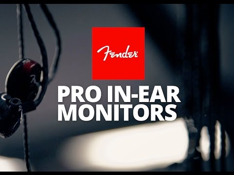 Fender Pro Series In-Ear Monitors | How to Get Started | Fender
