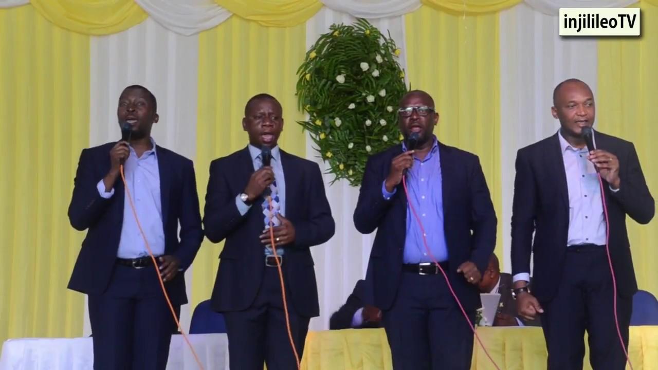 Gospel Flames Quartet -Tuyachunguze Maneno yake #ATAPEretreatMoro2018