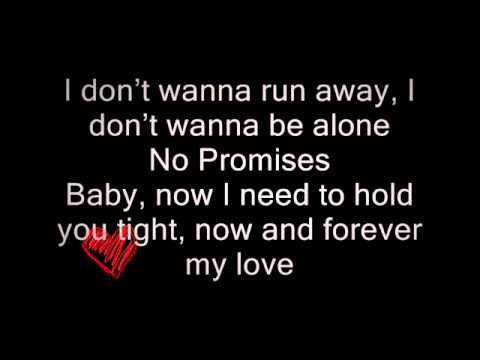 Shayne Ward   No Promises Lyrics by LyricsAndAdvertise
