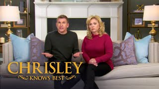 Chrisley's Top 100: Chase Tries To Hide His Tattoo From Todd (S4 E2) | Chrisley Knows Best