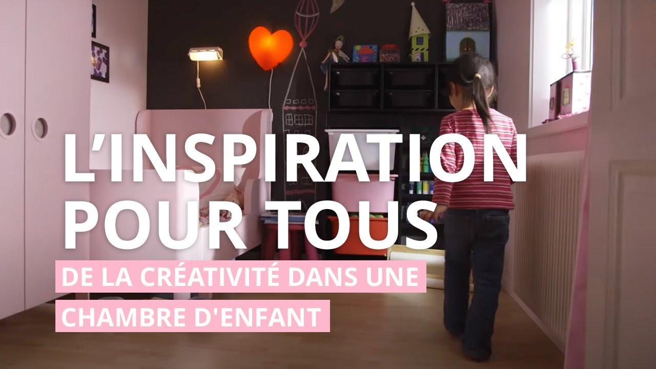 Ikea   créativité dans une chambre d'enfant   youtube