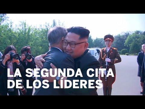 COREA DEL NORTE: Reunión sorpresa entre los líderes de las dos Coreas