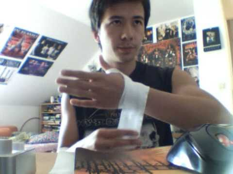 Hände bandagieren [Boxen]