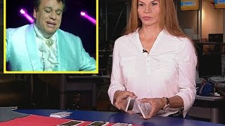 Repeat youtube video Increíble   Mhoni Vidente profetiza la muerte de Juan Gabriel