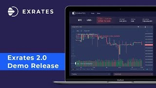 Exrates 2.0 - updated design of your crypto exchange