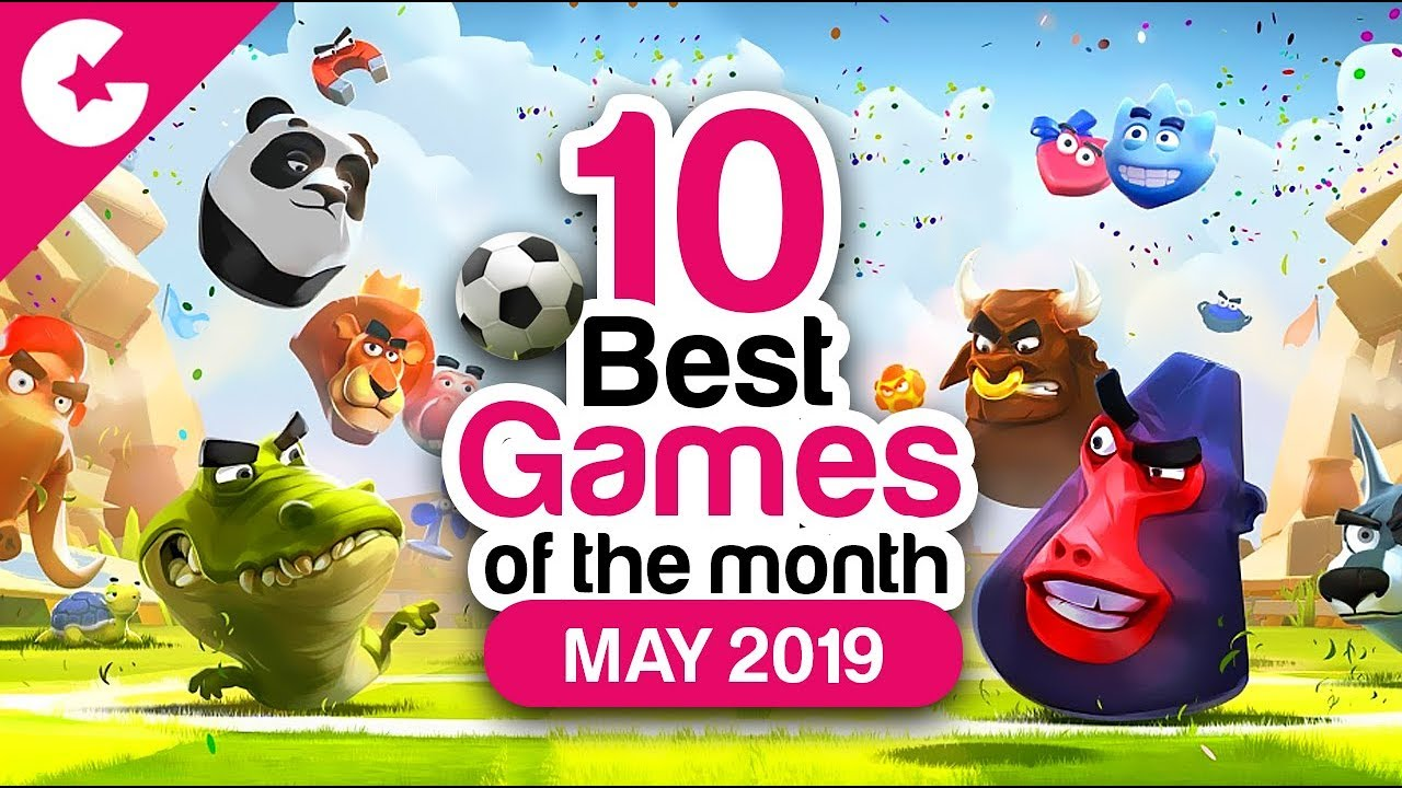 Top 10 Best Android/iOS Games - Free Games 2019 (May)