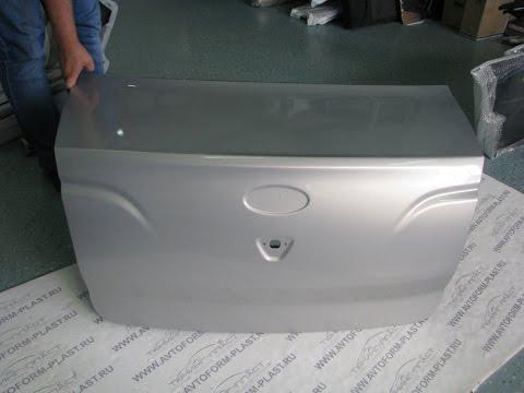 Крышка багажника Лада Гранта (седан).