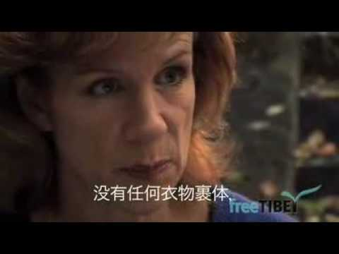 Stop Torture In Tibet: Juliet Stevenson Reads Tsering's Testimony (with Chinese Subtitles)