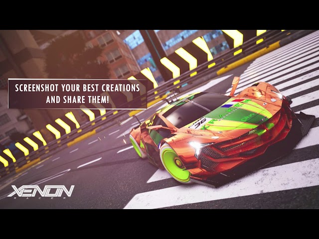 Xenon Racer   Feature Showcase 4   Photo Mode