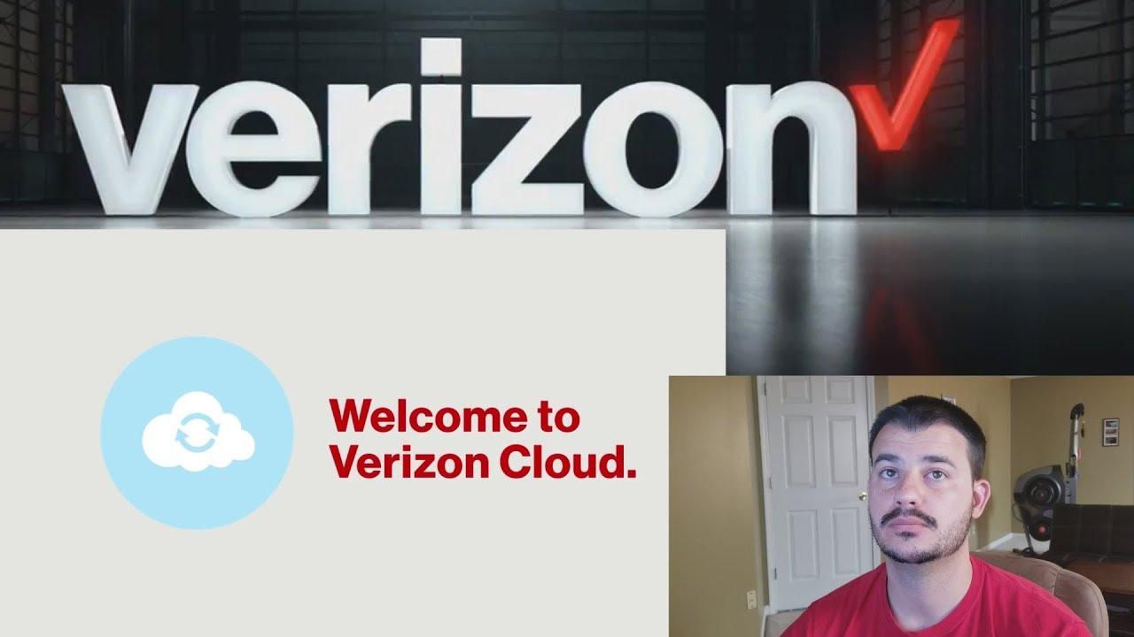 Verizon Cloud Help Video Youtube