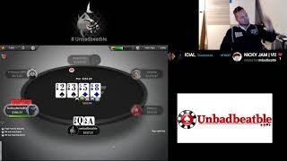 Schwiizer Poker Stream - NL500 Zoom Pokerstars #2 (Part 4)