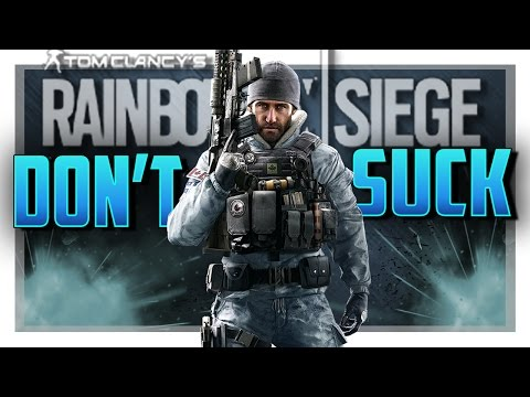 HOW TO NOT SUCK WITH Buck in Rainbow Six Siege!