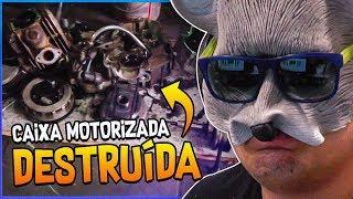 R.I.P CAIXA MOTORIZADA, O MOTOR BATEU! thumbnail