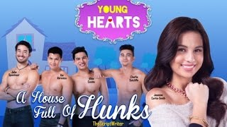 Young Hearts Presents: A House Full of Hunks EP01