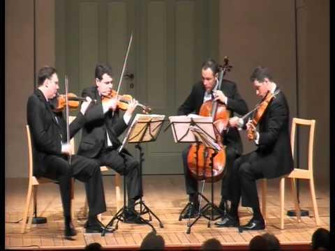 Smetana, Quartet No.1