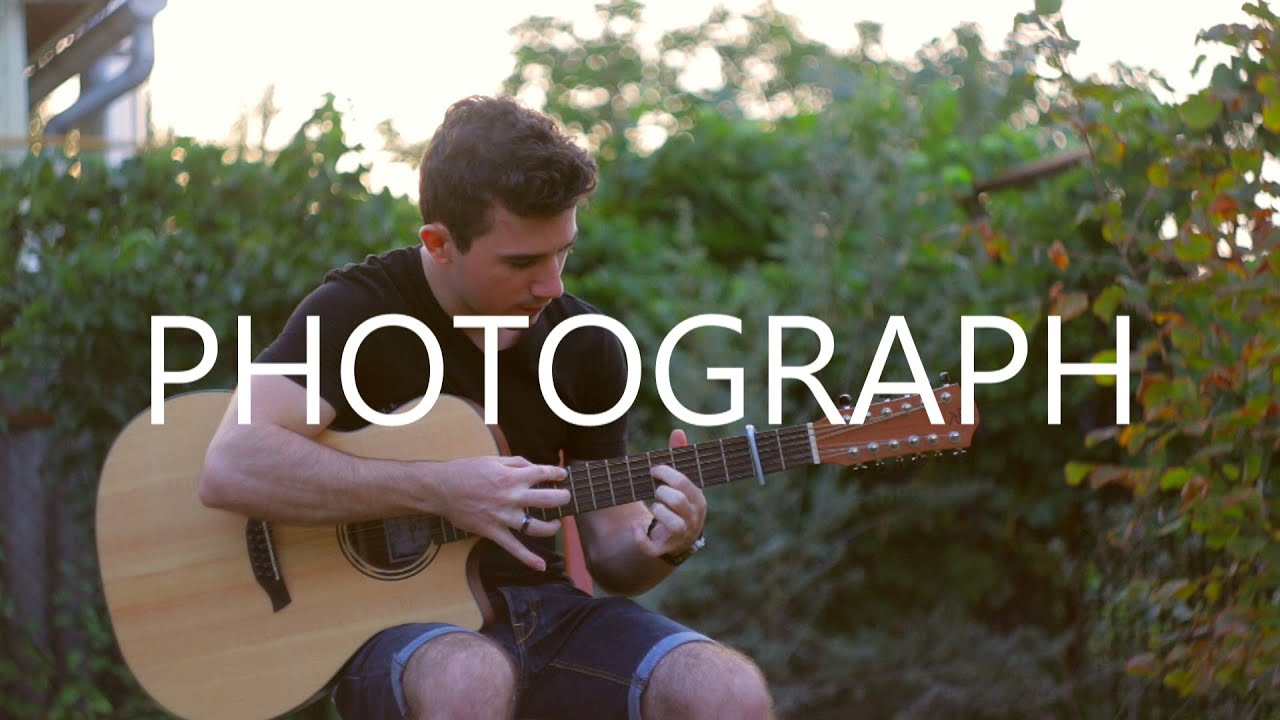 photograph ed sheeran 12 string fingerstyle guitar cover by peter gergely youtube. Black Bedroom Furniture Sets. Home Design Ideas