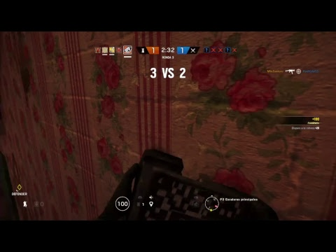DIRECTO RAINBOW SIX SIEGE Sunday Funday (PS4, live stream 60fps)