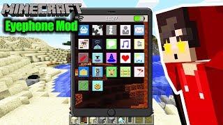 Minecraft: KAAN FINDET IPHONE IM DORF! DIAMANTEN KAUFEN, TNT EXPLOSIONEN VON HANDY AUS! Eyephone Mod