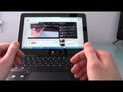 Dell XPS 11 2-in-1 ultrabook/tablet review