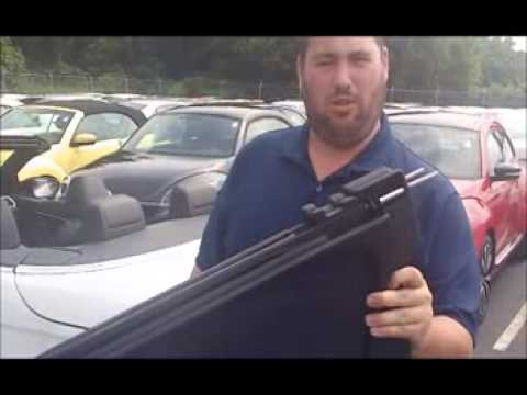 VW Eos Philadelphia, PA | VW Dealer Philadelphia, PA | How to Use Wind Screen for VW Eos