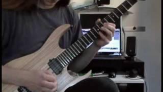 Antonio Vivaldi - Summer, 3rd Movement Guitar Cover