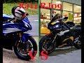 Yamaha R6 rj11 vs Yamaha R6 rj09