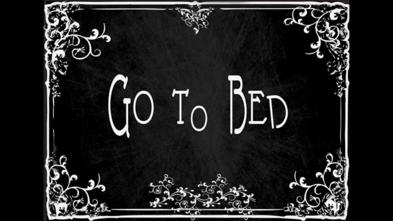 go to bed teaser trailer touchfight games youtube. Black Bedroom Furniture Sets. Home Design Ideas