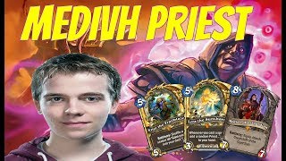 Thijs rises in legend with Mind Control Medivh Priest (Journey to Un