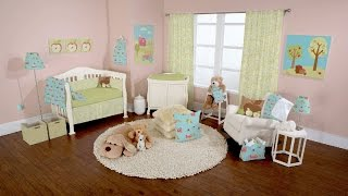 30 Cute Baby Nursery Room Decoration Design - Room Ideas