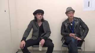 The Birthday チバユウスケ氏・クハラカズユキ氏よりSAへの応援コメント